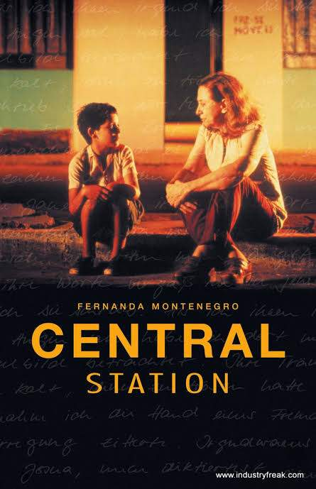 Central Station ranks number 5 on the list of best travel movies
