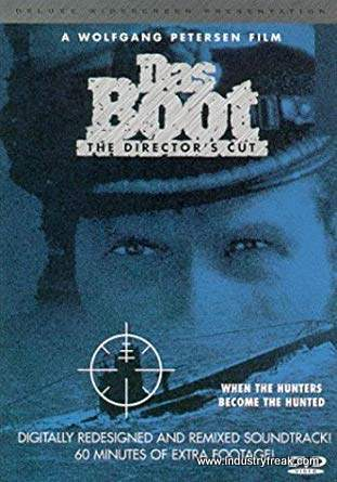 Das Boot ranks 13th on the list of the top 31 war movies.