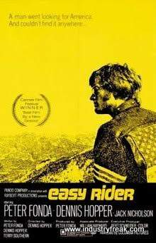 Easy Rider ranks number 18 on the list of best travel movies