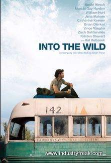 Into the Wild ranks number 4 on the list of best travel movies