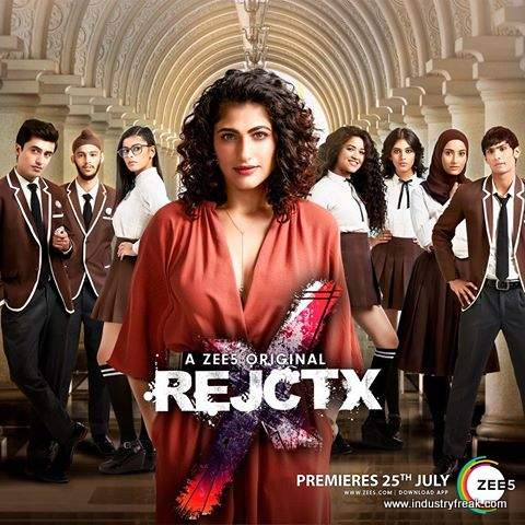 Rejctx Hindi Web Series