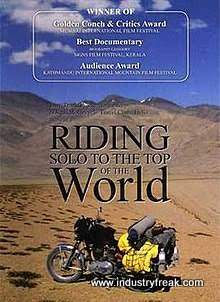 Riding Solo To The Top Of The World ranks number 1 on the list of best travel movies