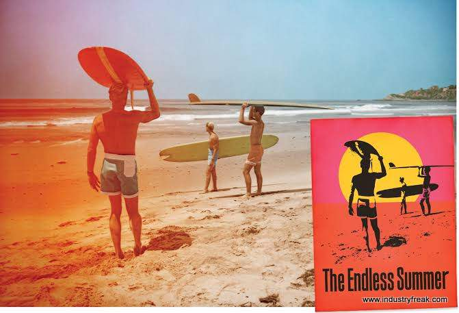 The Endless Summer ranks number 7 on the list of best travel movies