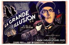 The Grand Illusion ranks 21st on the list of the top 31 war movies.