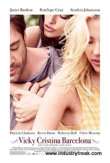 Vicky Cristina Barcelona ranks number 24 on the list of best travel movies