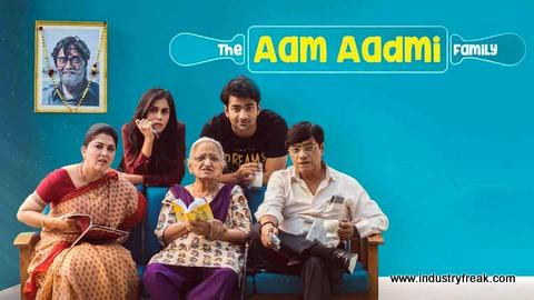 The Aam Admi family