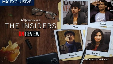 The Insiders tvf original series