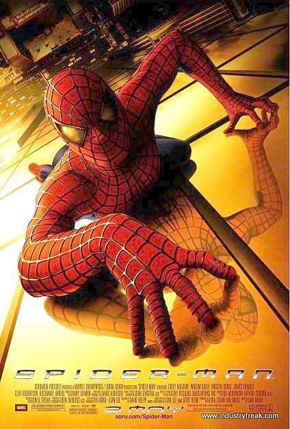 Spider-Man - 1st spider-man movie