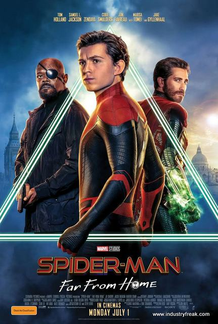 Spiderman - Far From Home