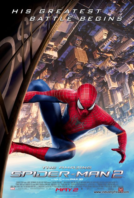 The Amazing Spider-Man 2. The best best film in the spide-rman movies list