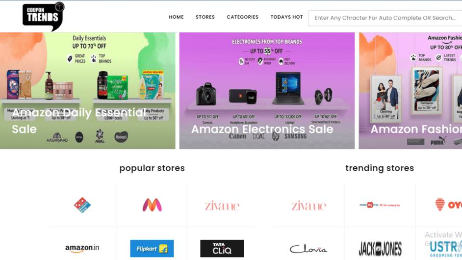CouponTrends-best-coupon-website-in-india